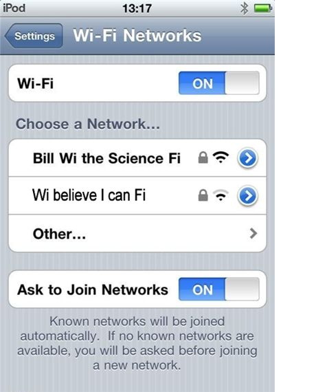 21 genius WiFi network names| studentbeans.com