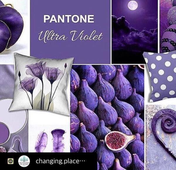 #ultraviolet #coloroftheyear #pantone