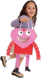 Arts And Crafts For Toddlers That Are Fun For Valentines Day