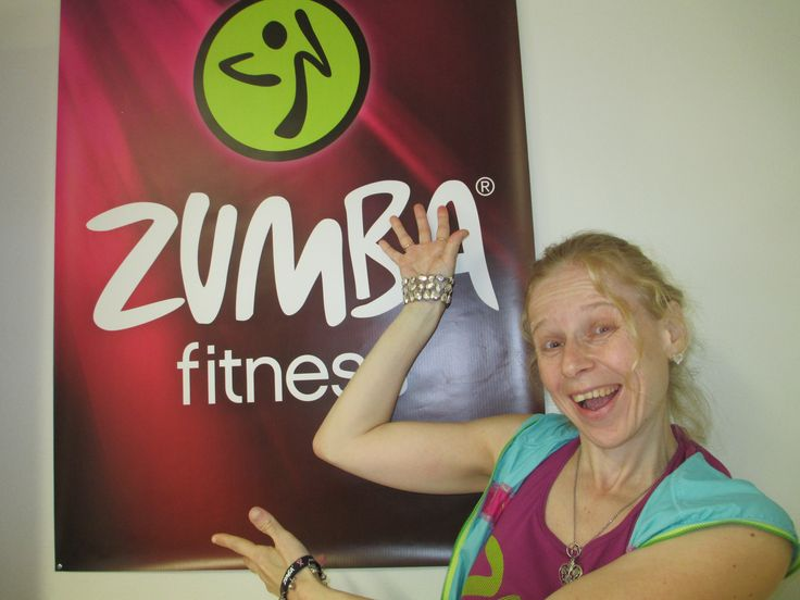 when I was licenced as Zumba Instructor September 21 2013
