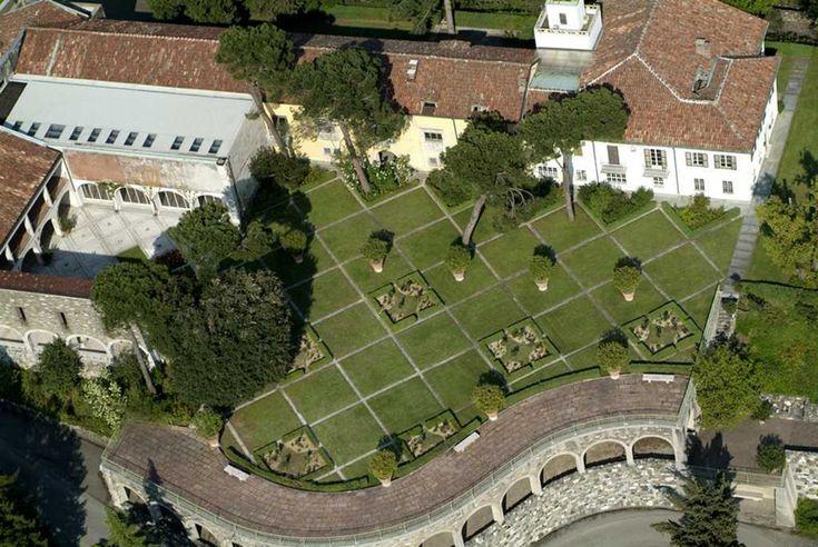 villa ottolenghi, monterosso (architettura: federico d'amato e marcello piacentini)