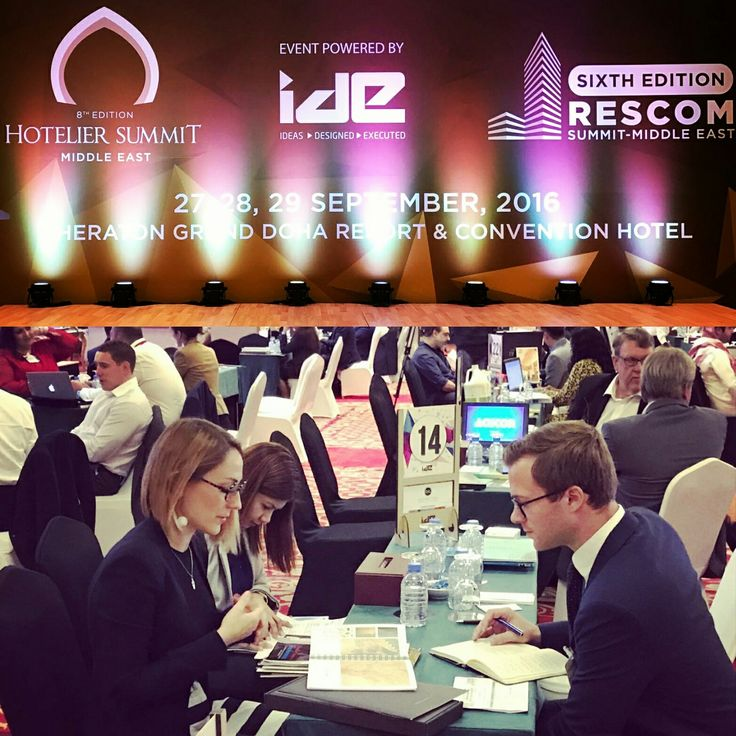 It's been a great couple of days in #Qatar at #HSME2016 with @IDE_Initiatives Now onto our final day. #Distinction #Hotel #Furniture http://distinctiongroup.com/