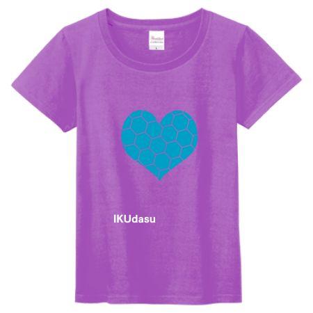 お客様が2014-09-08 10:45:21に作成・制作されたPrintstarヘビーウェイトTシャツ(women)のデザインです。デザインの変更や料金の見積(多数量で格安!)からそのまま注文そのままプリントできます。