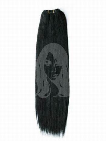 Tissage brésilien lisse à l'unité 100% cheveux humains de qualité Remy Hair. Tissages lisses. Livraison gratuite.