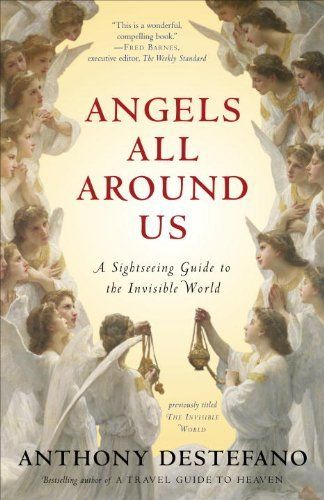 Angels All Around Us: A Sightseeing Guide to the Invisible World by Anthony DeStefano, http://www.amazon.com/dp/0385522223/ref=cm_sw_r_pi_dp_7MGuqb1MCK8SX