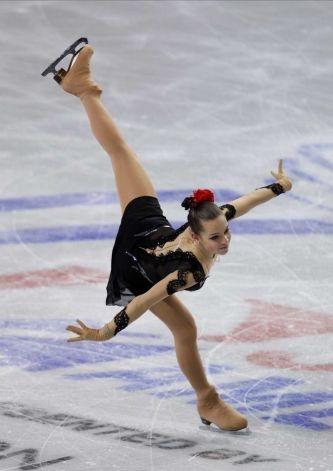 Adelina Sotnikova  SkA 2012