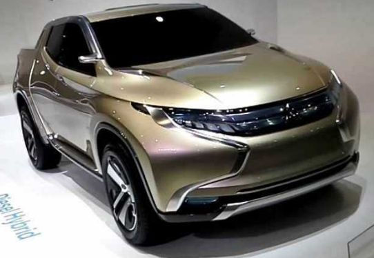 2017 Mitsubishi Triton Redesign, Release Date, Price, Engine - New Car Rumors