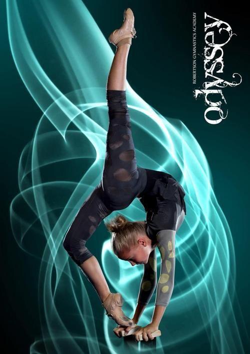 Hand Balancing Contortion Robertson Gymnastics Academy