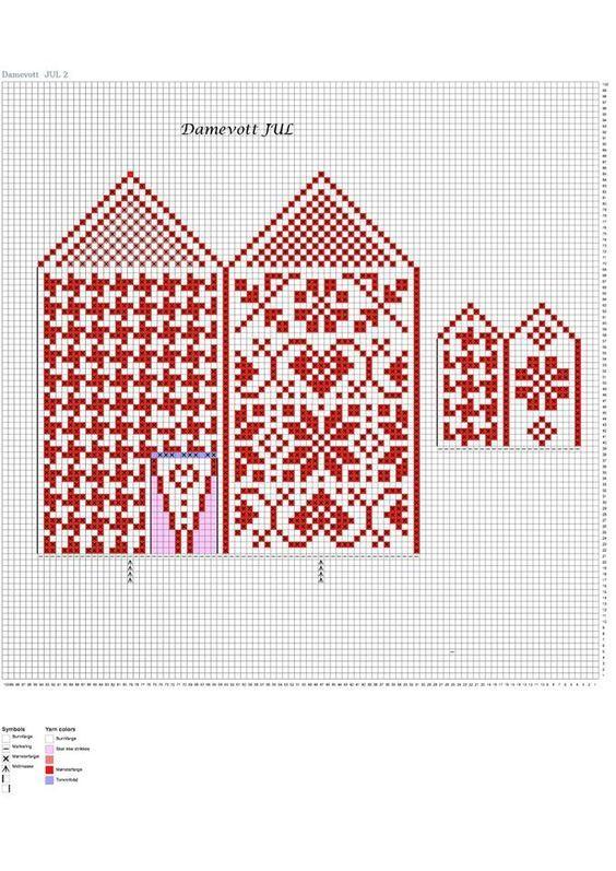 357 best Mönster av olika slag images on Pinterest   Knitting ...