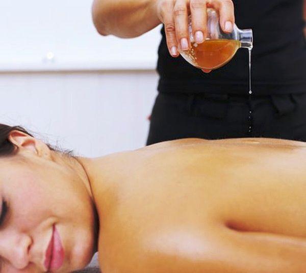 Приготовление  масел для массажа
