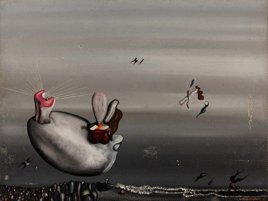 33 best yves tanguy images on pinterest surrealism art contemporary art and artists. Black Bedroom Furniture Sets. Home Design Ideas