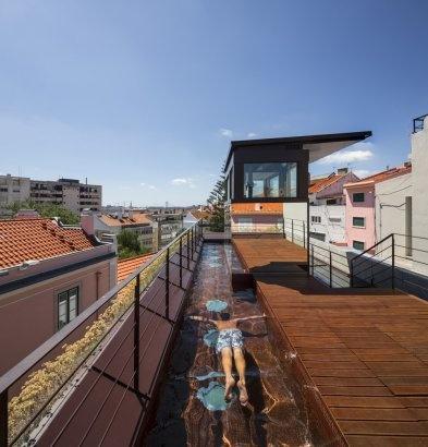 House in Travessa do Patrocínio by SUBVERT!