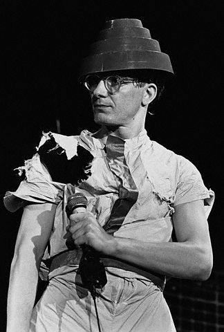 Mark Mothersbaugh. Freedom of Choice era. 1980 #DEVO