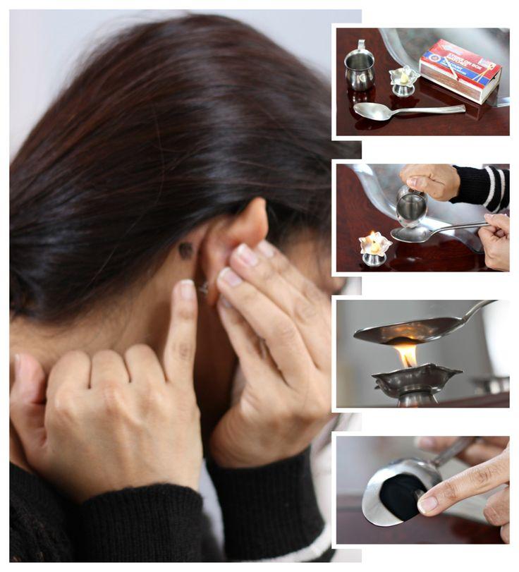 how to make eye kajal at home