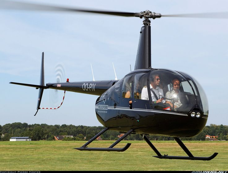 Photos: Robinson R-44 Raven Aircraft Pictures | Airliners.net