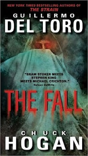 The Fall by Guillermo Del Toro & Chuck Hogan  Book 2 of the Strain trilogy!