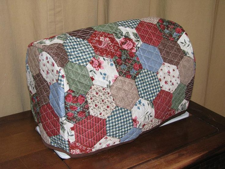 Quilted Sewing Machine Cover Sewing Machine Projects