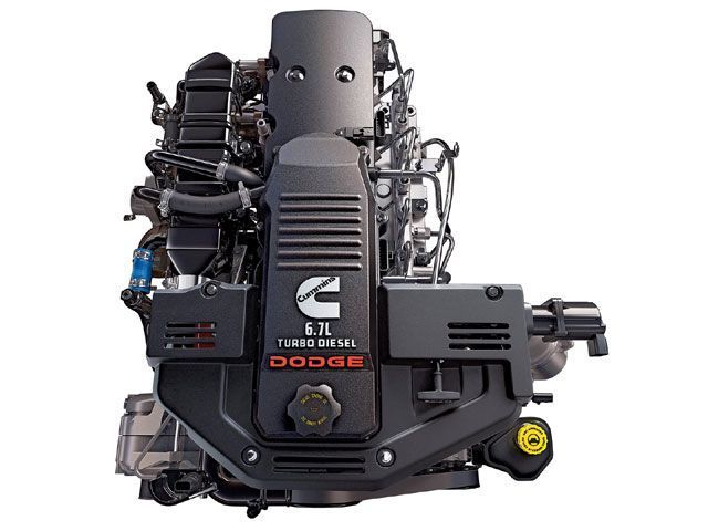 Check out the comparison of the 6.7L Cummins turbo diesel engine versus the 5.9L Cummins turbo diesel engine, only on dieselpowermag.com, the official website of Diesel Power magazine.