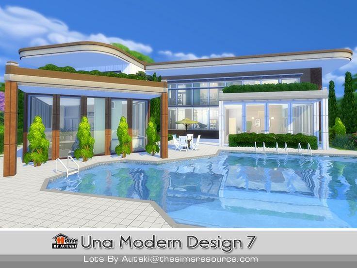 autaki's Una Modern design 7
