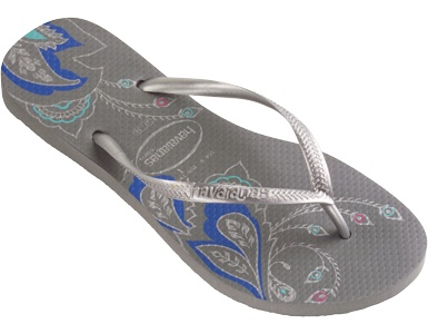 I would wear Havaianas every day if I could.
