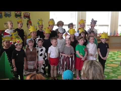 Mš Cihelní Hlučín - besídka ke Dni matek 2015 2/2 - YouTube