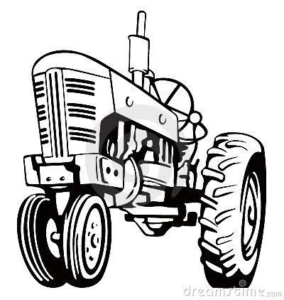 Coloring Pages Farmall Tractors. Farmall Tractor Clipart  Share your clipart archive and find cliparts for design presentation homework 25 best International Harvester images on Pinterest
