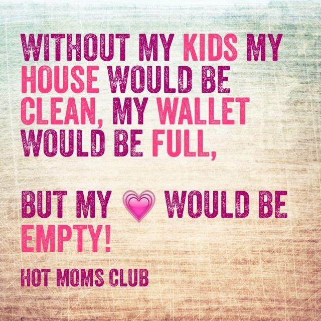 #kids #motherhood #love | Hot Moms Club