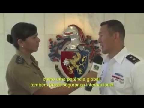 INTERVENÇÃO MILITAR Gen. Paulo Chagas - YouTube
