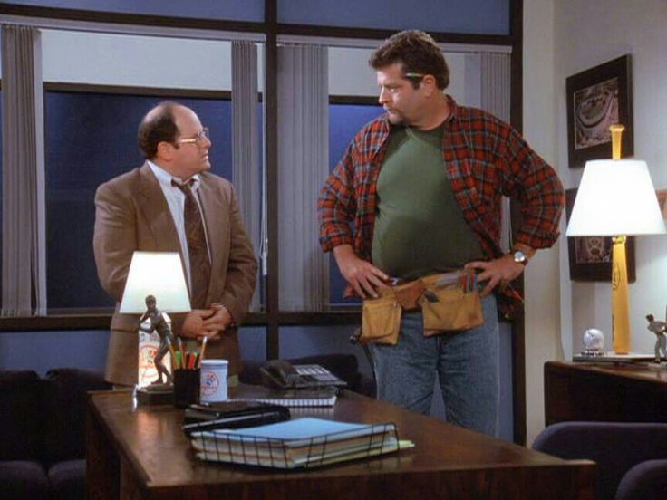 seinfeld in workplace On seinfeld: in the early '90s chiklis was a serial guest-star of shows including miami vice, la law and of course seinfeld, where he played a friend who lives way out on long island.