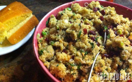 Rene's Hearty Quinoa Salad