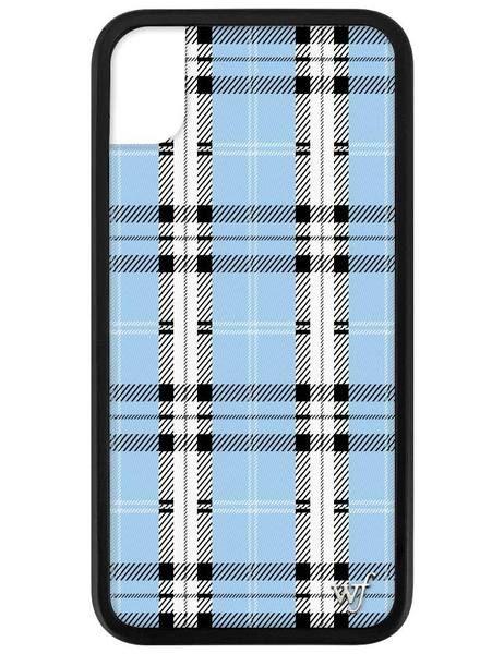 42cc3cd9b0 Blue Plaid iPhone Xr Case in 2019 | goals | Iphone cases, Iphone phone cases,  Wildflower phone cases