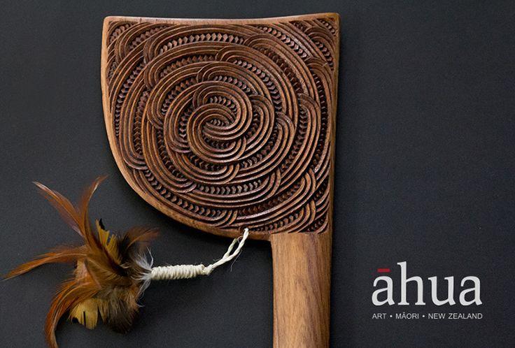 Tewhatewha | Ahua Māori Art Gallery | NZ Maori Arts and Crafts