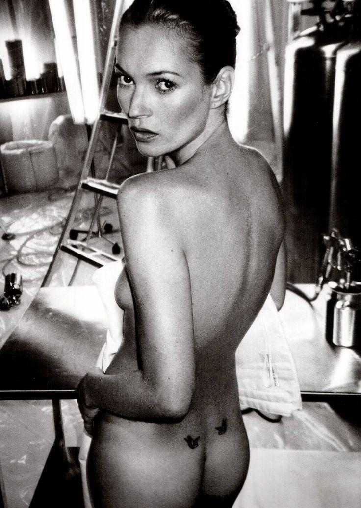 Kate Moss for Annie Leibovitz - London 2006