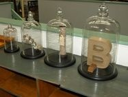 Assorted Bell Jars - Doug Up On Bourke