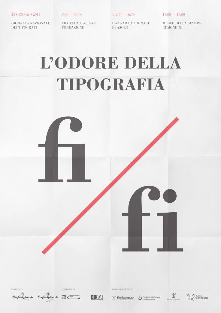 Evento nazionale tipografi fronte