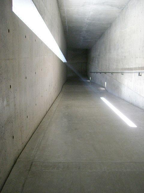 Chichu Art Museum, by Tadao Ando