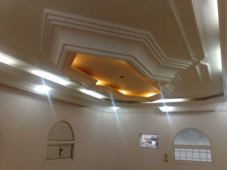 29 best images about plafond platre on pinterest plan de for Model faux plafond salon