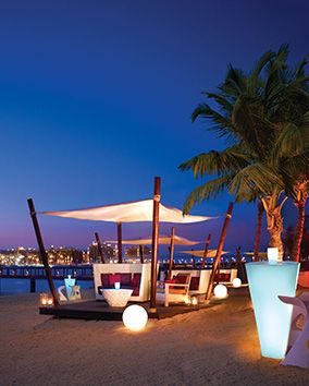 Corporate Half Moon Terrace - One&Only Royal Mirage, Dubai