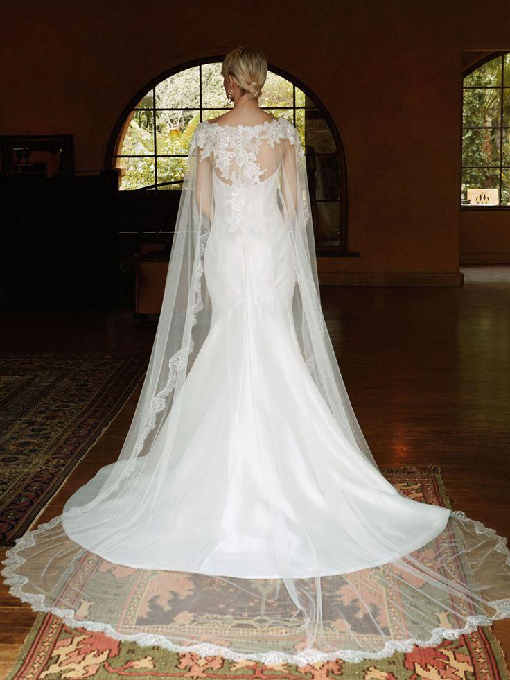 Beautiful 2016, BT16-29 back view - Enzoani 2016 Wedding Dresses | itakeyou.co.uk #weddinggown #bridal #wedding