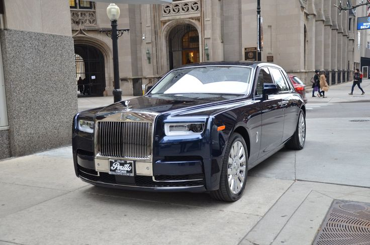 2018 Rolls-Royce Phantom ***TAKING ORDERS NOW*** Stock # R488 for sale near Chicago, IL | IL Rolls-Royce Dealer