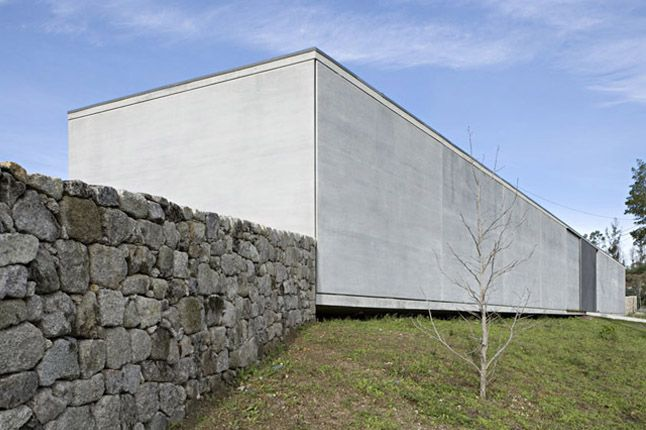 Centro de Recepção de Visitantes das ruínas da Cidade Velha de Santa Luzia - Paula Santos - Arquitectura