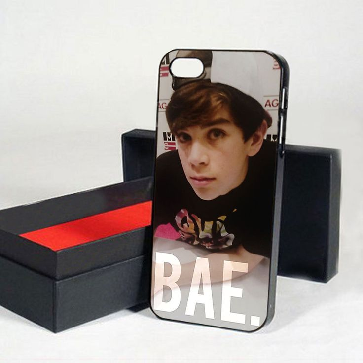 Hayes Grier Bae Magcon iPhone Case iPhone 4 5 6 6s Plus Cases Samsung iPod HTC #UnbrandedGeneric