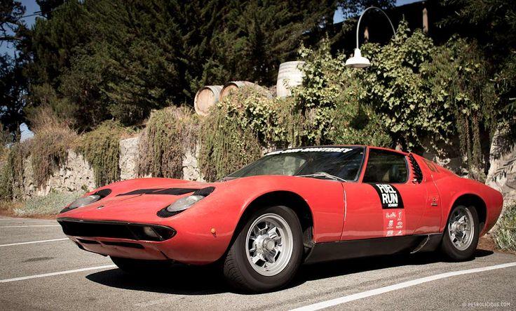 Lamborghini Miura (used)