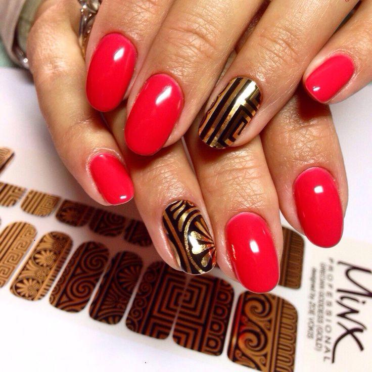 10 best Minx Nails ♡ images on Pinterest   Minx nails, Nail polish ...