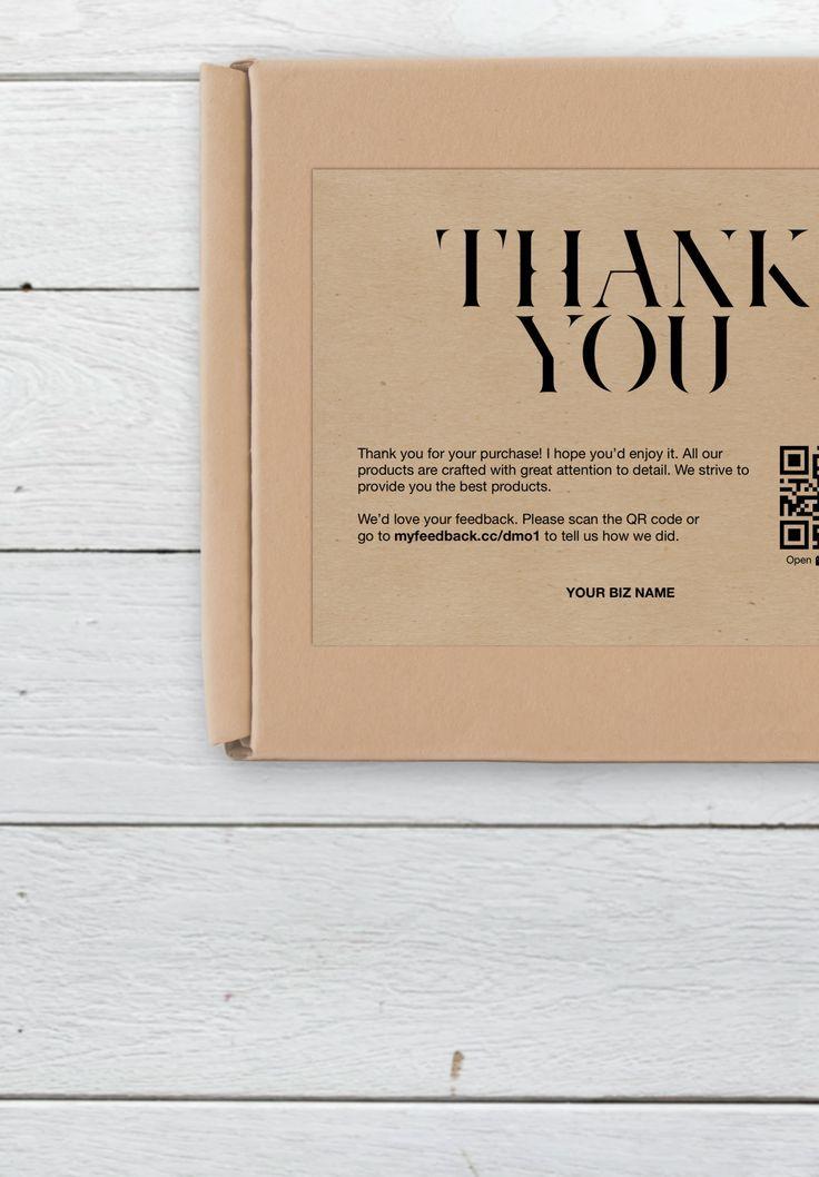 Geschaftliche Dankeskarte Vielen Dank Fur Ihren Einkauf Packungsbeilagen Geschaftliche Dankeskarte Vielen Dank Danke Karte Dankeskarten Karten