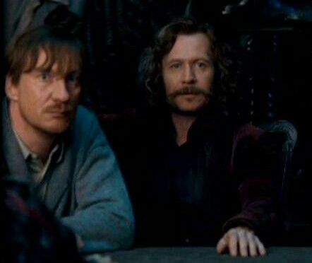 sirius and remus relationship