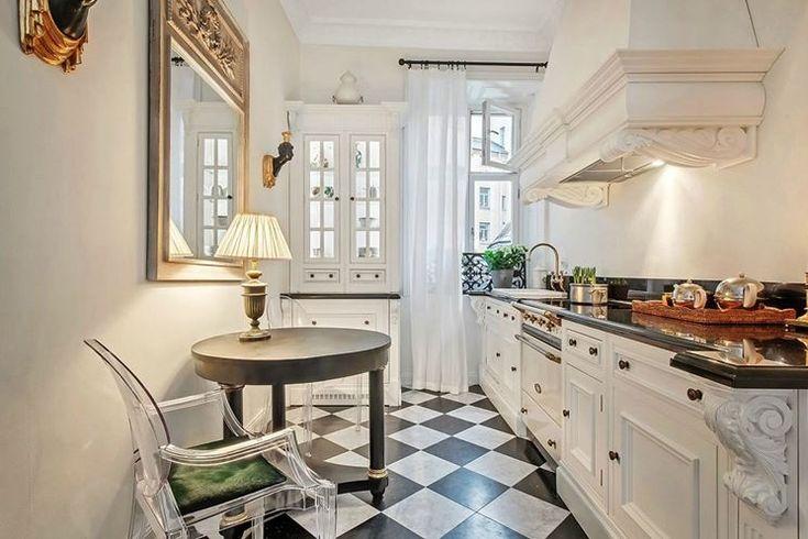 Risultati immagini per cucina stretta lunga