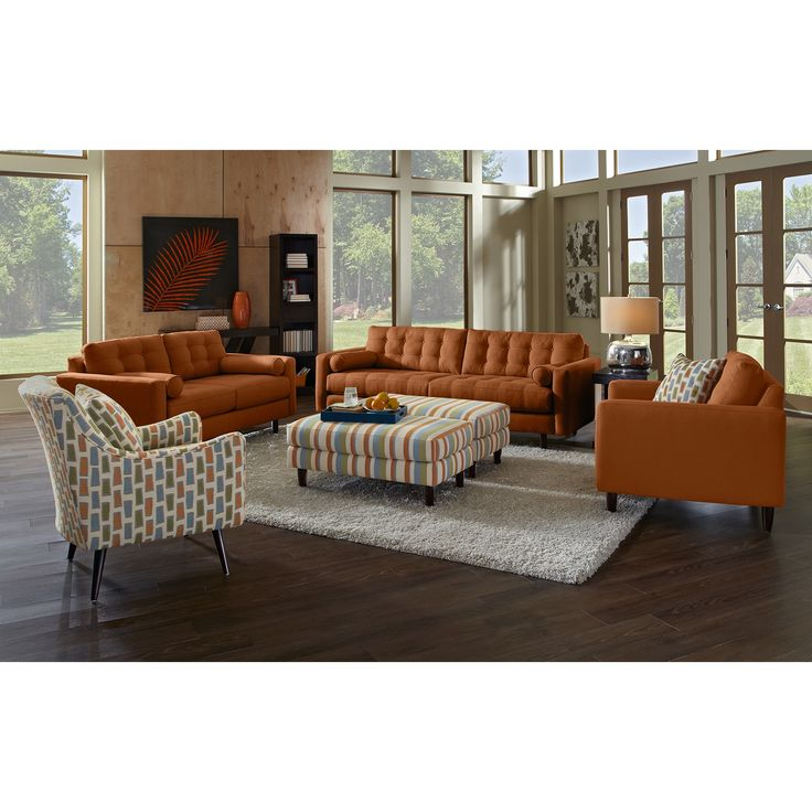 Avenue collection value city furniture living room pinterest