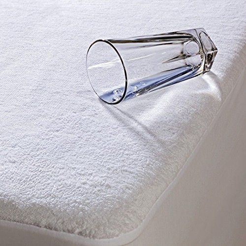 Mattress Cover Protector Waterproof Terry Towel Extra Deep Fitted Sheet Bed Pad (King) #Mattress #Cover #Protector #Waterproof #Terry #Towel #Extra #Deep #Fitted #Sheet #(King)