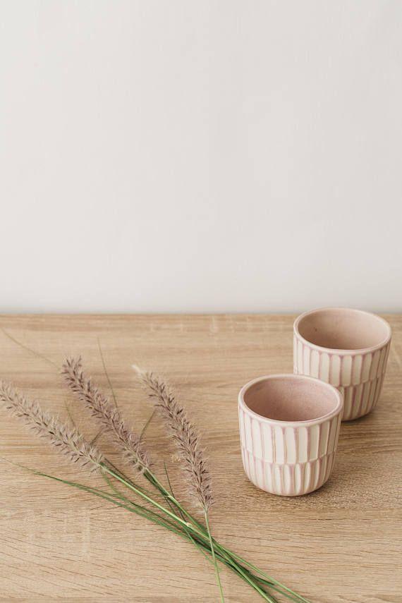 Ceramic Espresso Cup Clay Cup Stoneware Espresso Cup Modern